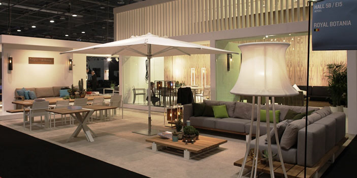 ROYAL BOTANIA - Maison&Objet Paris, Sept. 2014