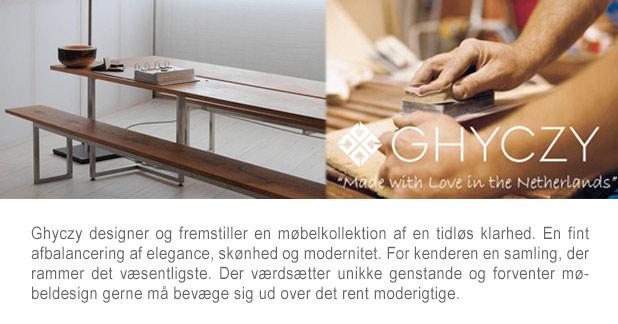 GHYCZY - Indendørs design møbler